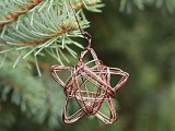 star wire ornament