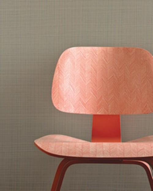 stenciled chair revamp