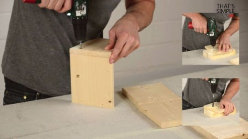 Easy And Minimalist DIY Concrete Base Lamp