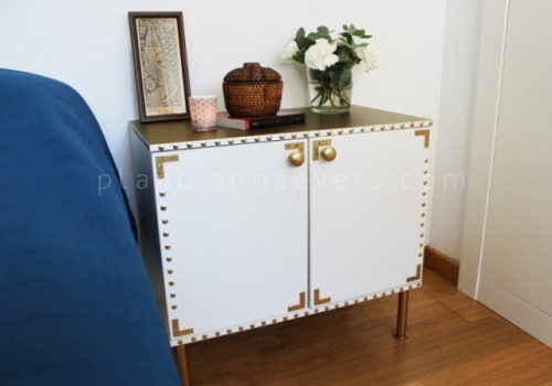 Easy Diy Bedside Table Makeover