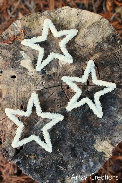 borax stars (via artzycreations)