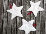 Christmas stars ornaments