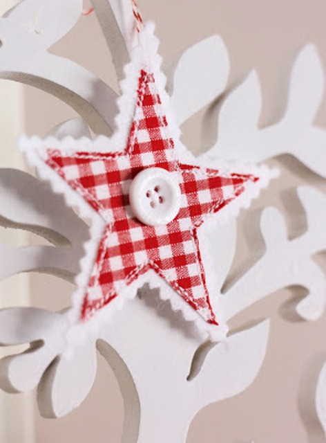 gingham stars (via shelterness)