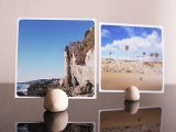 Easy Diy Clay Photo Display For Instgram Prints