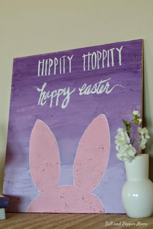 pastel bunny sign (via saltandpeppermoms)