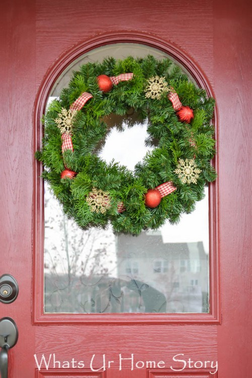 7 Easy DIY Fir Wreaths For Holiday Décor