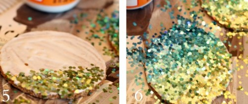 Easy Diy Glam Coasters