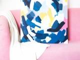 easy-diy-layered-abstract-wall-art-with-acrylics-1