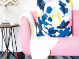 easy-diy-layered-abstract-wall-art-with-acrylics-3