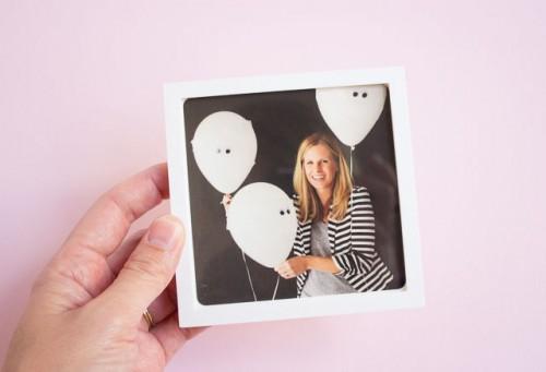 Easy DIY Photo Wall Using Fotobit Frames
