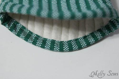 Easy Diy Striped Potholder