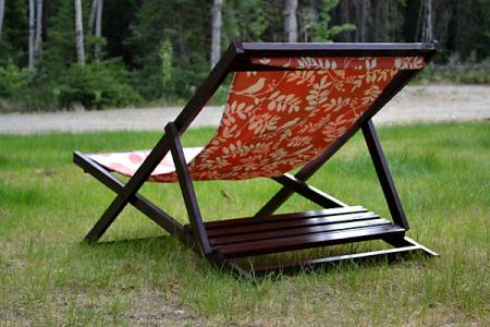 beach chairs for adults and kids (via ana-white)