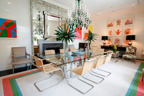 35 Eclectic Interior Design Ideas - Shelterness