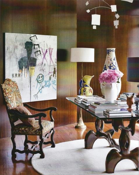 Eclectic Interiors: 35 Eclectic Interior Design Ideas