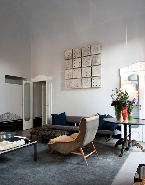 Ecletic Interior Design Ideas