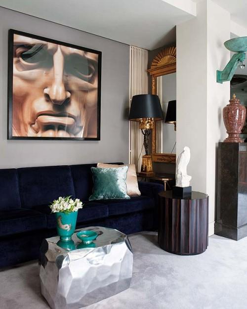 ID IAS ECL TICAS NA DECORA O 1 Eclectic Interior Design Ideas