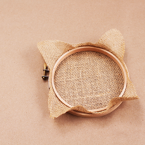 Embroidery Hoop Frame For Photo Prints  Shelterness