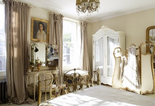 English Bedroom Designs
