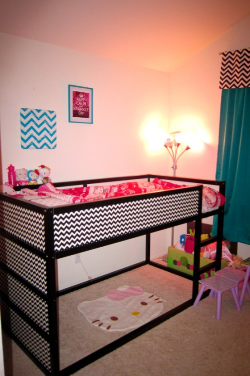 Awesome DIY IKEA Kura Bed Makeovers To Excite Your Kids ...