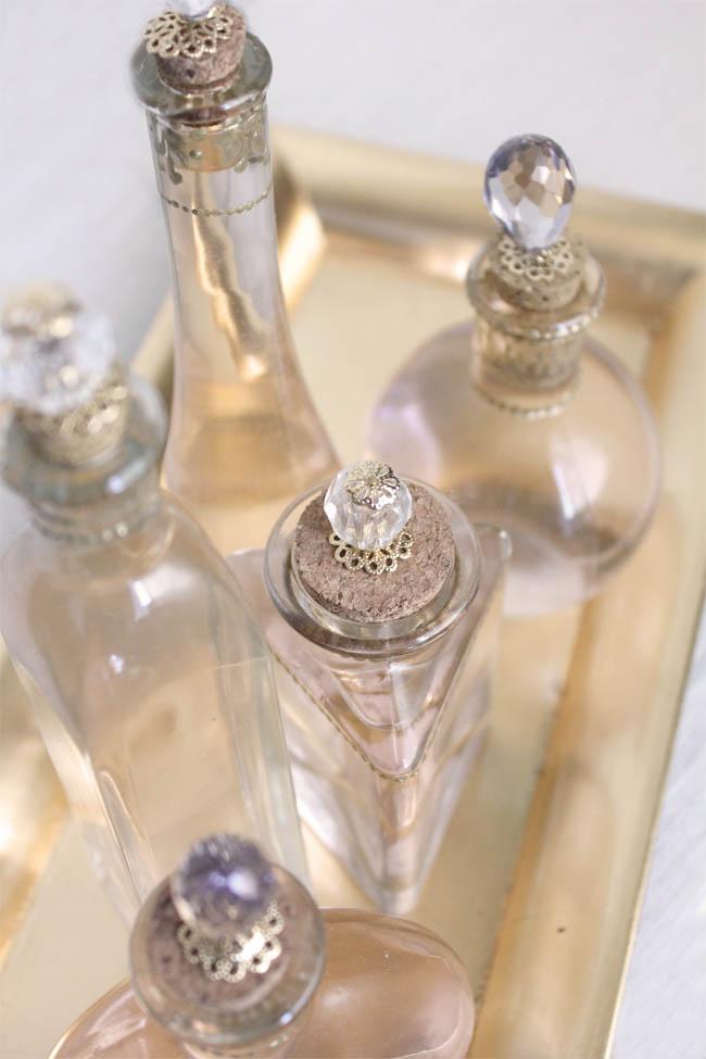 Exquisite Diy Perfume Bottles