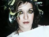Medusa snakes headband