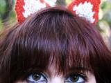 foxy ears headband