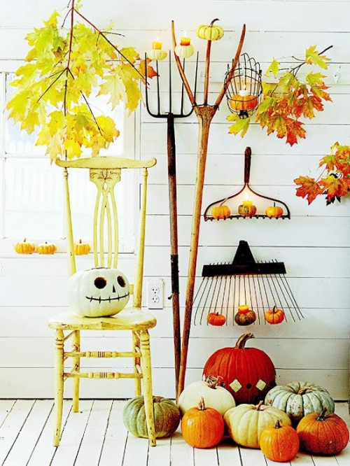 120 fall porch decorating ideas shelterness for Teva deco change decor