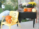 Fall Front Porch Decorating Ideas