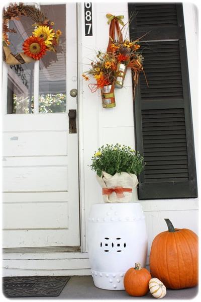 Beautiful Door Wreaths