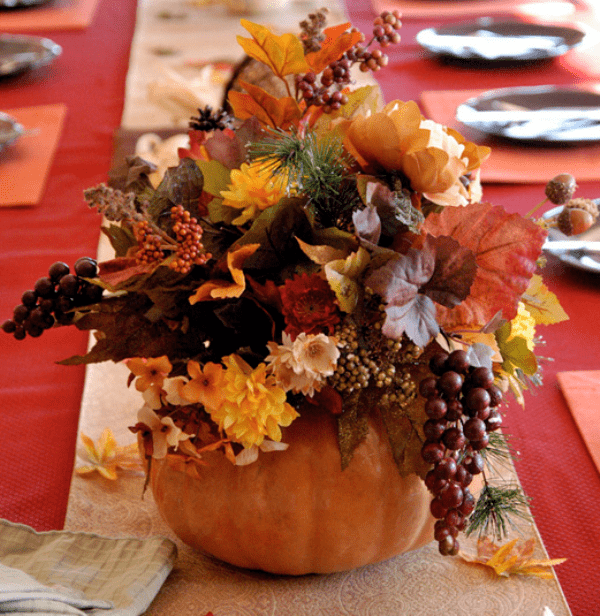 28 Fall Wedding Decor Ideas » Photo 27