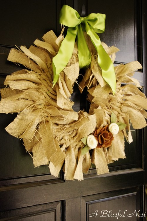 Fall Wreath Ideas