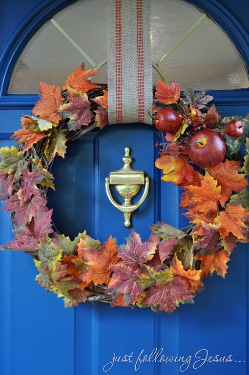 Fall Wreath Ideas Shelterness