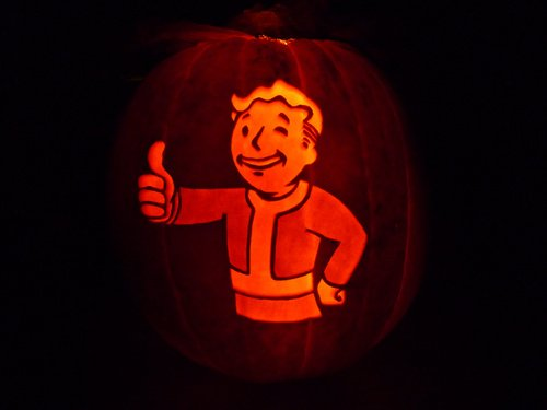 pumpkin template gaming  7 The Most Creative Video Game Inspired Pumpkin Carvings ...