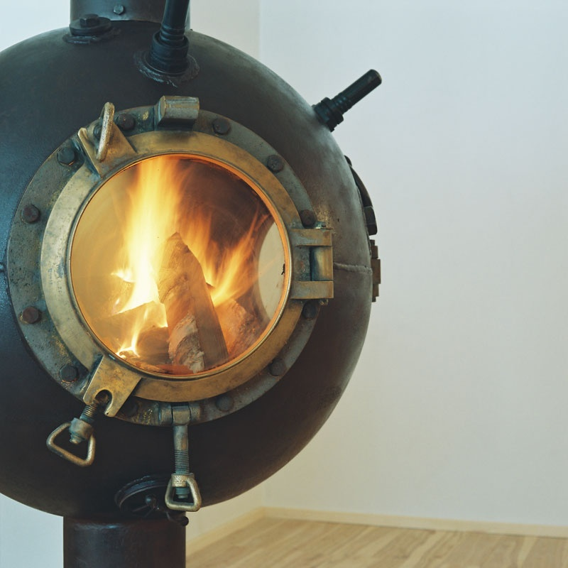 Fireplaces Made Of Mines