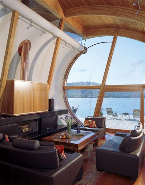 Robert Oshatz Architect   Fennell Boat Design