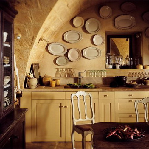 33 Kitchens With French Decorating Elements Shelterness