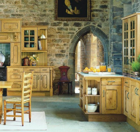 Rustic French Country Kitchen 63 gorgeous french country interior decor ideas - shelterness