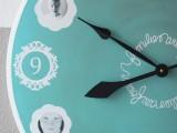 photo clock makeover