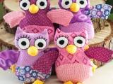 owl plushies