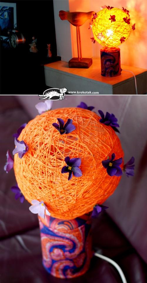 balloon lamp (via krokotak)