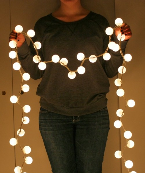 Fun DIY Ping Pong Ball Lights For Home Decor