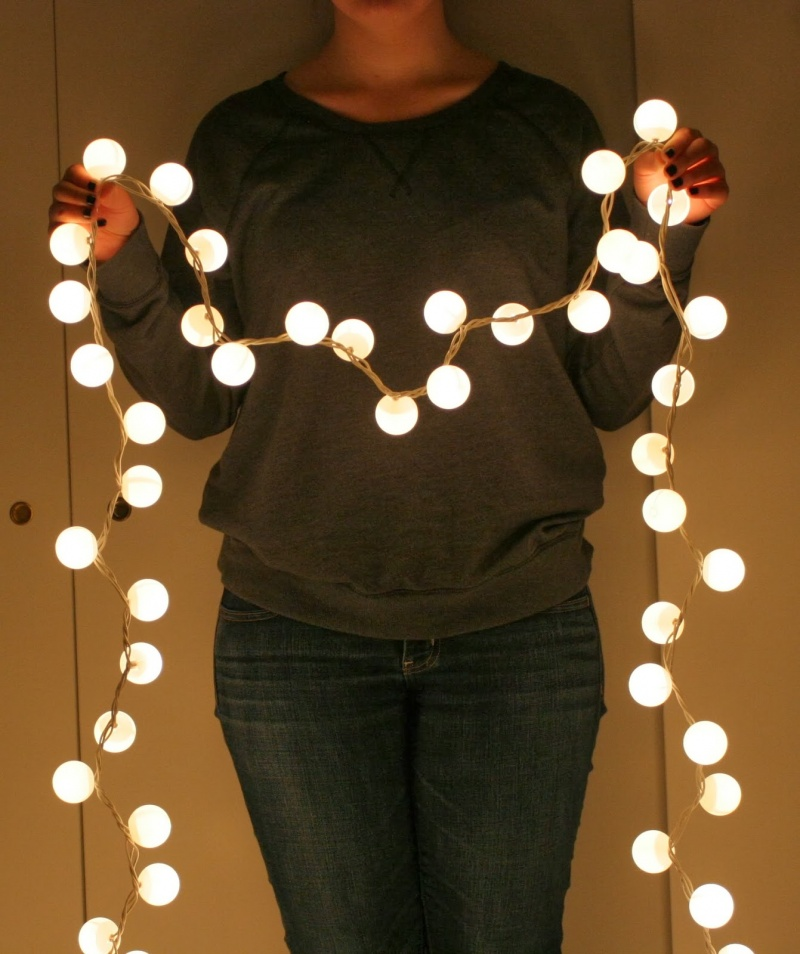 Picture Of fun diy ping pong ball lights  1