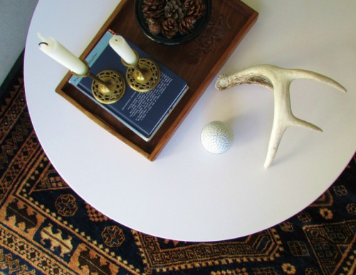 Functional DIY Danish Modern Coffee Table