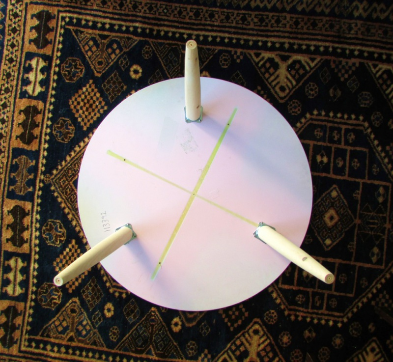 Picture Of functional diy danish modern coffee table  5