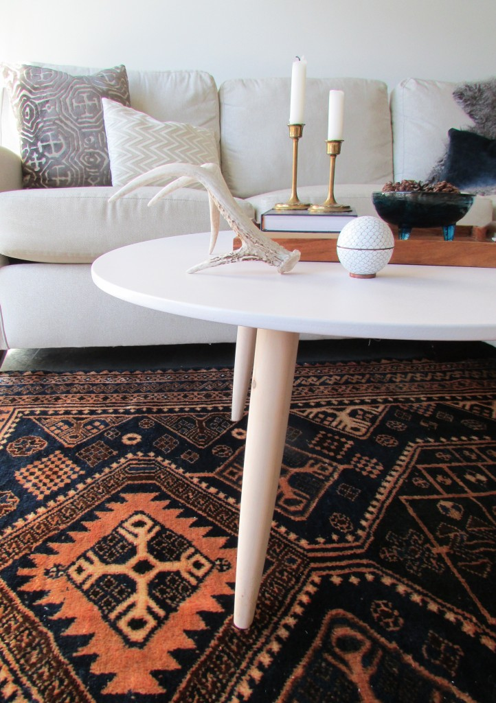 Picture Of functional diy danish modern coffee table  6
