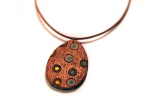 Funny DIY Colored Pencils Jewelry