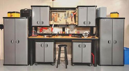 Homemade Garage Storage Cabinets