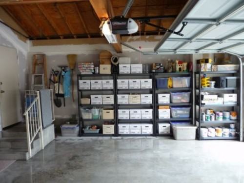 Garage Storage Ideas Shelves And Racks