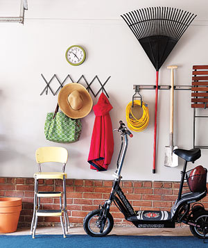 Garage Storage Walls