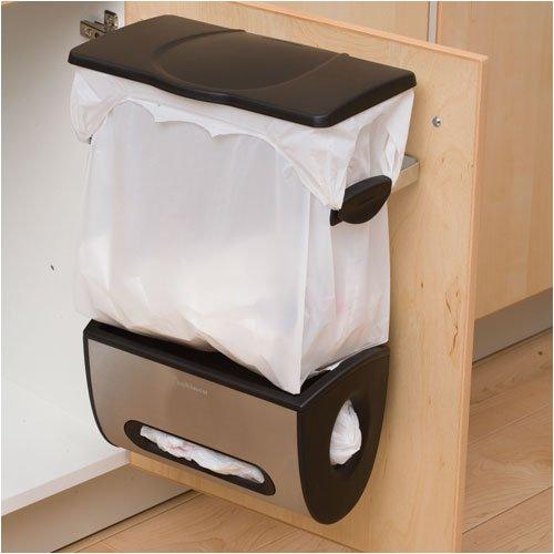 Garbage Can Inside Kitchen Cabinet Door